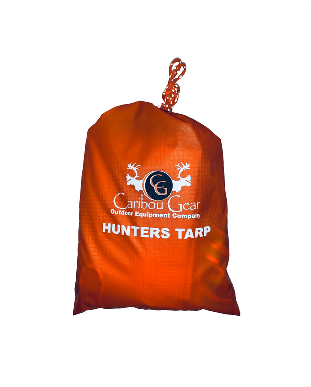The Hunters Tarp By Caribou Gear