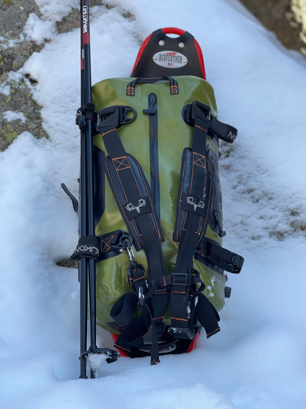 Koyukon Alpine Green Waterproof Duffel