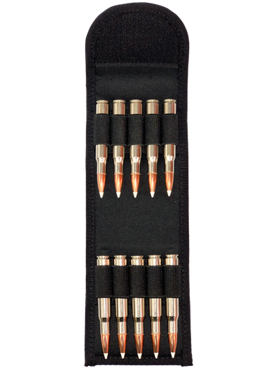 Bullet Wallet- 10 Rifle Bullets