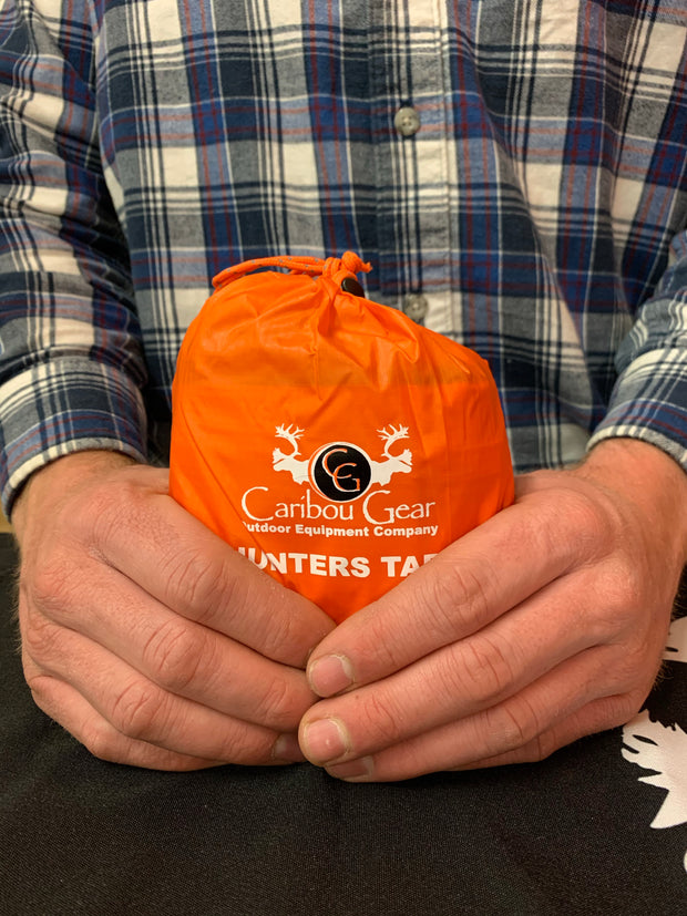 Hunters Tarp® / Meat Pack Liner by Caribou Gear®- Orange