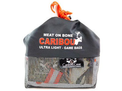 Caribou - M.O.B (Meat On Bone) Game Bags For Caribou