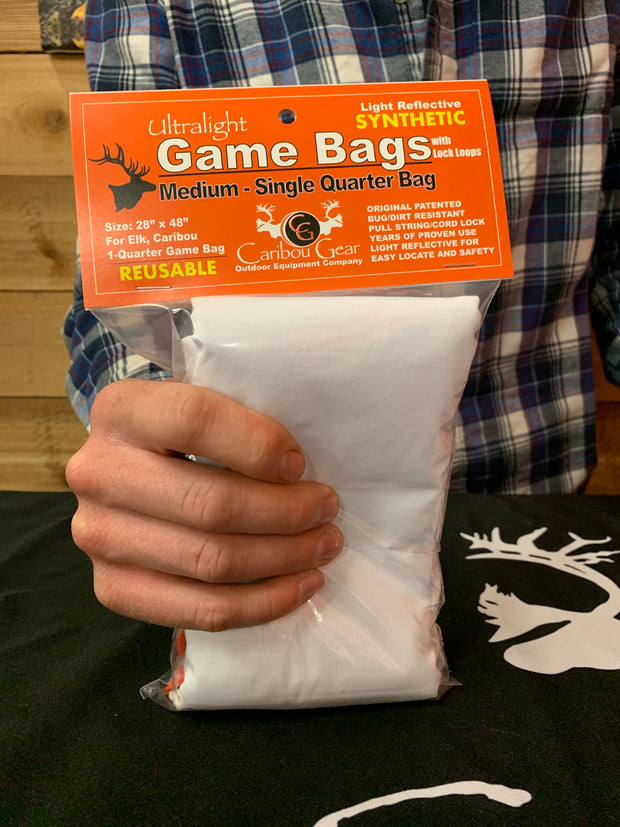 Caribou Gear® Single Quarter Bags