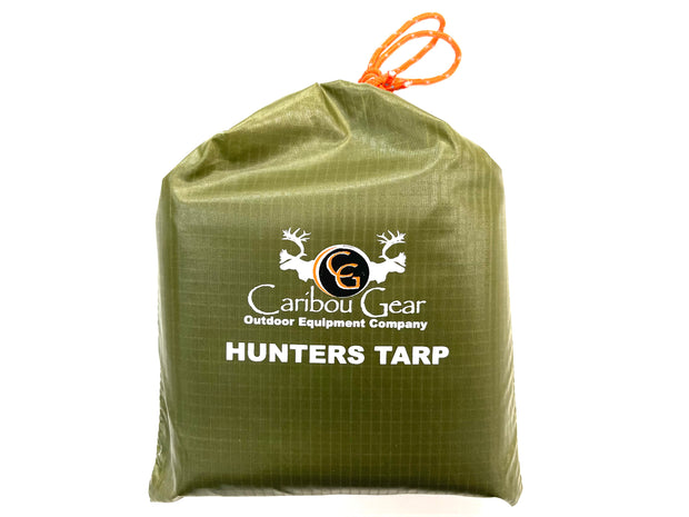 Hunters Tarp® / Meat Pack Liner by Caribou Gear®- Green