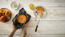 Load image into Gallery viewer, Emma Bridgewater - Beeswax Wrap - Trio Pack (Toast & Marmalade)
