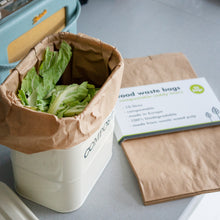 Load image into Gallery viewer, Compostable Food Waste Paper Bags (10 litres bags)