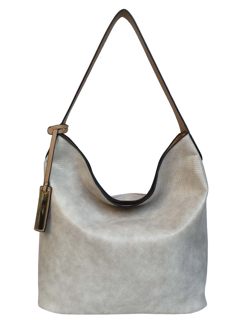Hobo Bag- Cream