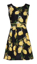 Load image into Gallery viewer, When Life Gives you Lemons Dress