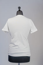 Load image into Gallery viewer, Basic Round-neck T-shirt - Off White