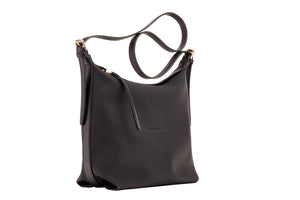 Mindy Crossbody Purse- Black