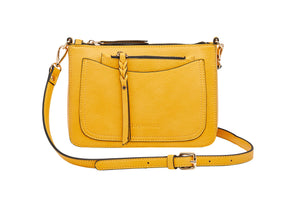 Venice Crossbody- Yellow