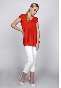 Flared Top - Orange