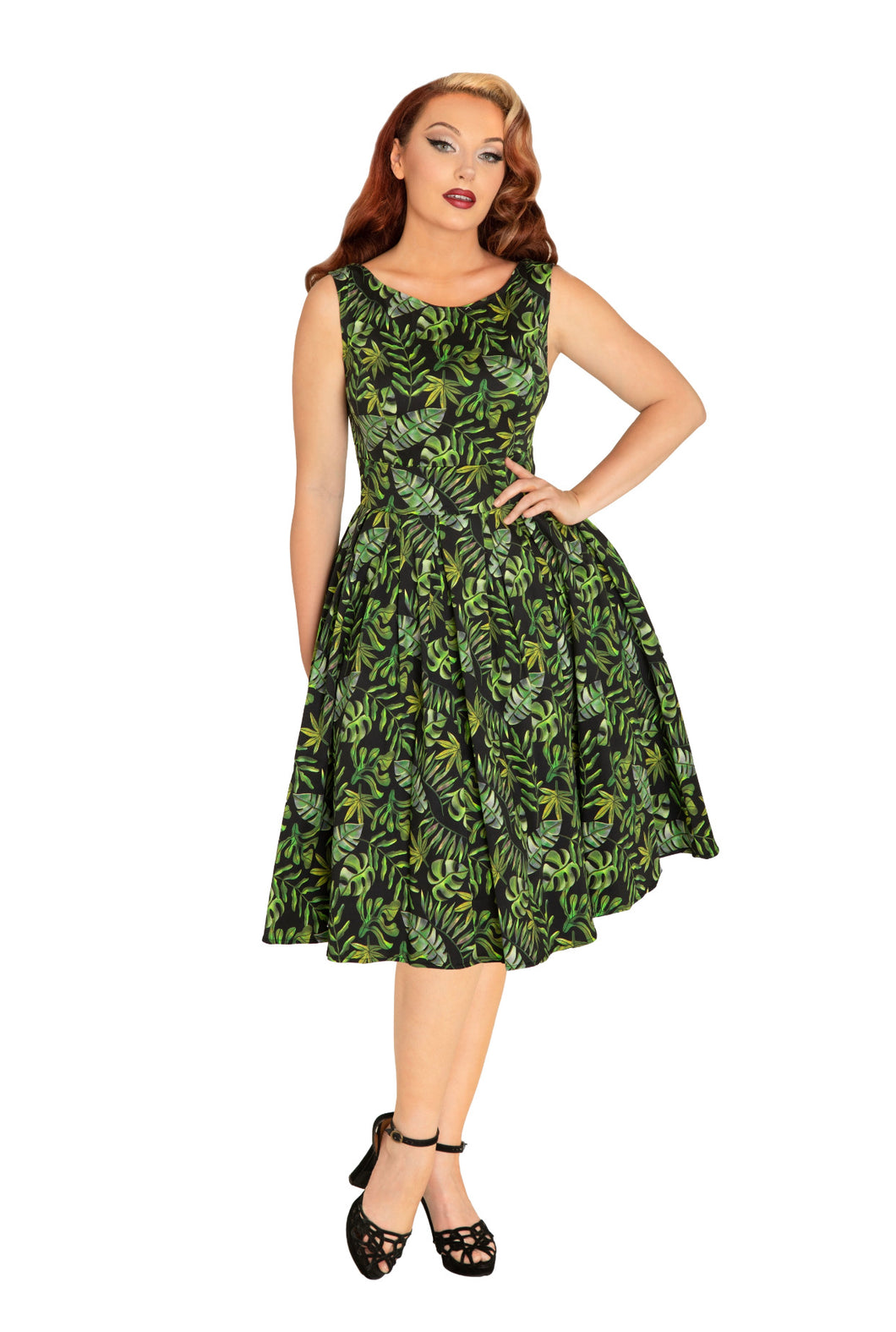 Welcome to the Jungle Dress