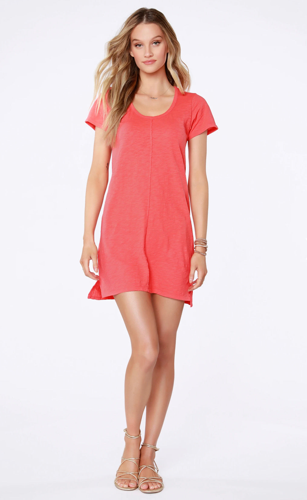 Short Sleeve T-shirt Dress