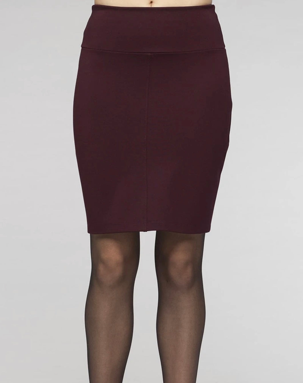 Dylan Skirt - Burgundy