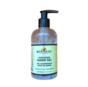 Bee by the Sea Hand Sanitizing Gel
