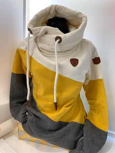Wanakome Selene Hoodie - Honey Mix