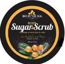 Load image into Gallery viewer, Bee by the Sea Sugar Scrub