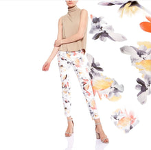 Load image into Gallery viewer, Up! Tropez Petal Slit Pant