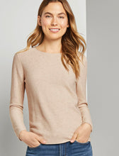 Load image into Gallery viewer, Textured Sweater - Beige