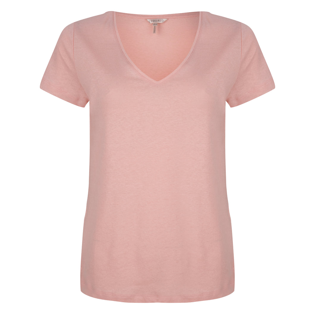 V-neck Sparkle T-shirt