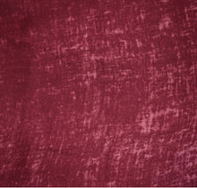 Load image into Gallery viewer, Tie-dyed Scarf- Dark Red
