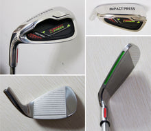 Load image into Gallery viewer, Impact Press Training Aid & Golf Club FREE Shipping (USA) & Money Back Guarantee