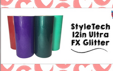 Load image into Gallery viewer, StyleTech 12in Ultra FX Glitter Adhesive 12x12
