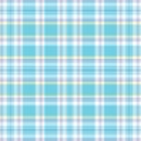 Spring Plaid Fashion Print 14x12 Pink or Blue