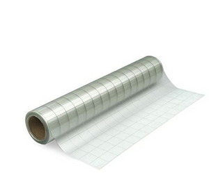 Clear Transfer Tape with Grids