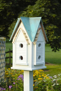 Victorian Mansion Birdhouse