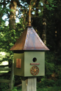 Songbird Suite Birdhouse - Fortune And Glory - Made in USA Gifts