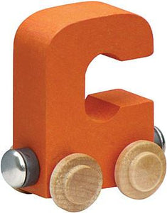 NameTrain Personalized Wooden Train - Wooden Toys