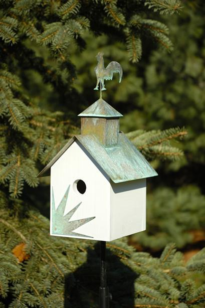 Sleepy Hollow Birdhouse Fortune And Glory Made In Usa