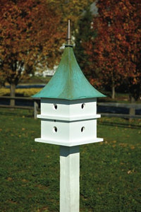 Cypress Landing Birdhouse - Fortune And Glory - Made in USA Gifts