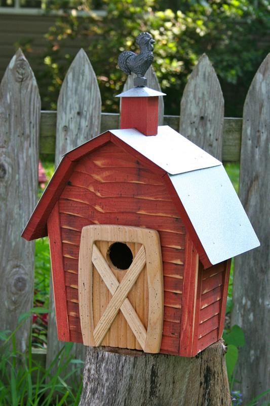 Rock City Birdhouse Fortune And Glory Made In Usa Gifts