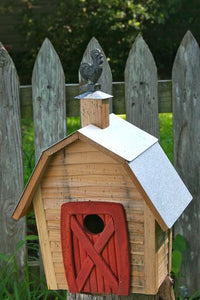 Rock City Birdhouse - Fortune And Glory - Made in USA Gifts