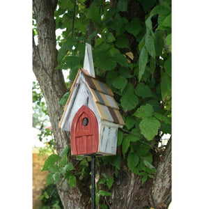 Flock Of Ages Birdhouse - Birdhouses