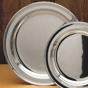 8 Sandwich Plate in Pewter - Indoor Decor