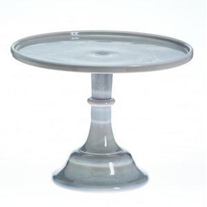 Round Cake Stand & Optional Glass Dome - 11 Colors - Baby Gifts
