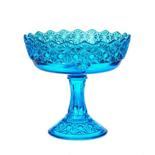 Queen Set Glass Compote - 2 Color Options