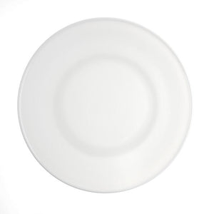 Glass Dinner Plate - 7 Color Options - Fortune And Glory - Made in USA Gifts