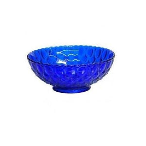 Elizabeth Glass Fruit Bowl - 3 Color Options - Baby Gifts