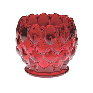 Elizabeth Glass Candy Dish - 3 Color Options