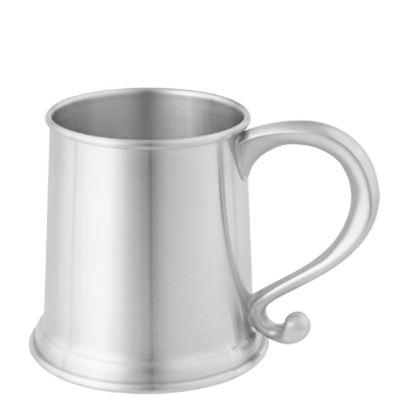 Pint Mug in Pewter
