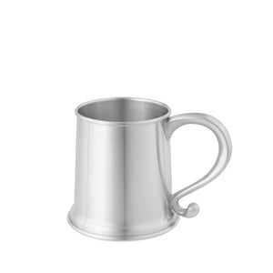 Pint Mug in Pewter - Indoor Decor