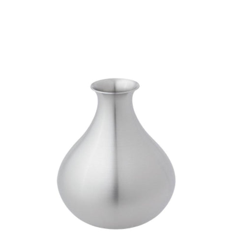 Moonglow Pewter Vase