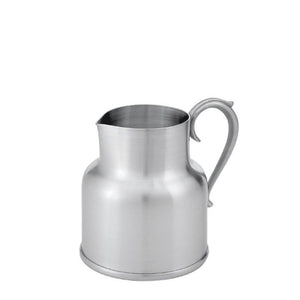 Pewter Syrup Pitcher - Fortune And Glory - Made in USA Gifts