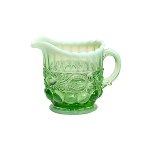 Eye Winker Glass Creamer - 6 Color Options