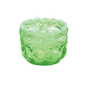 Eye Winker Glass Salt Dip - 5 Color Options
