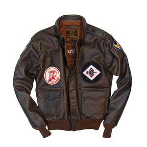 40th Anniversary Red Raiders A-2 Jacket
